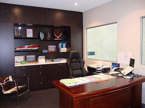 picture of executive office
